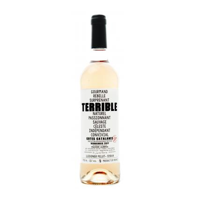 Maison Albera-Terrible_Rosé-vin