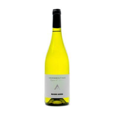 Maison Albera-Vermentino-vin blanc