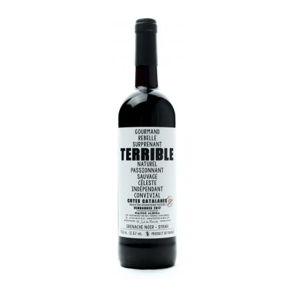 Maison Albera-Terrible_Rouge-vin