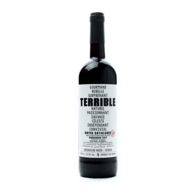 Maison Albera-Terrible_Rouge-vin