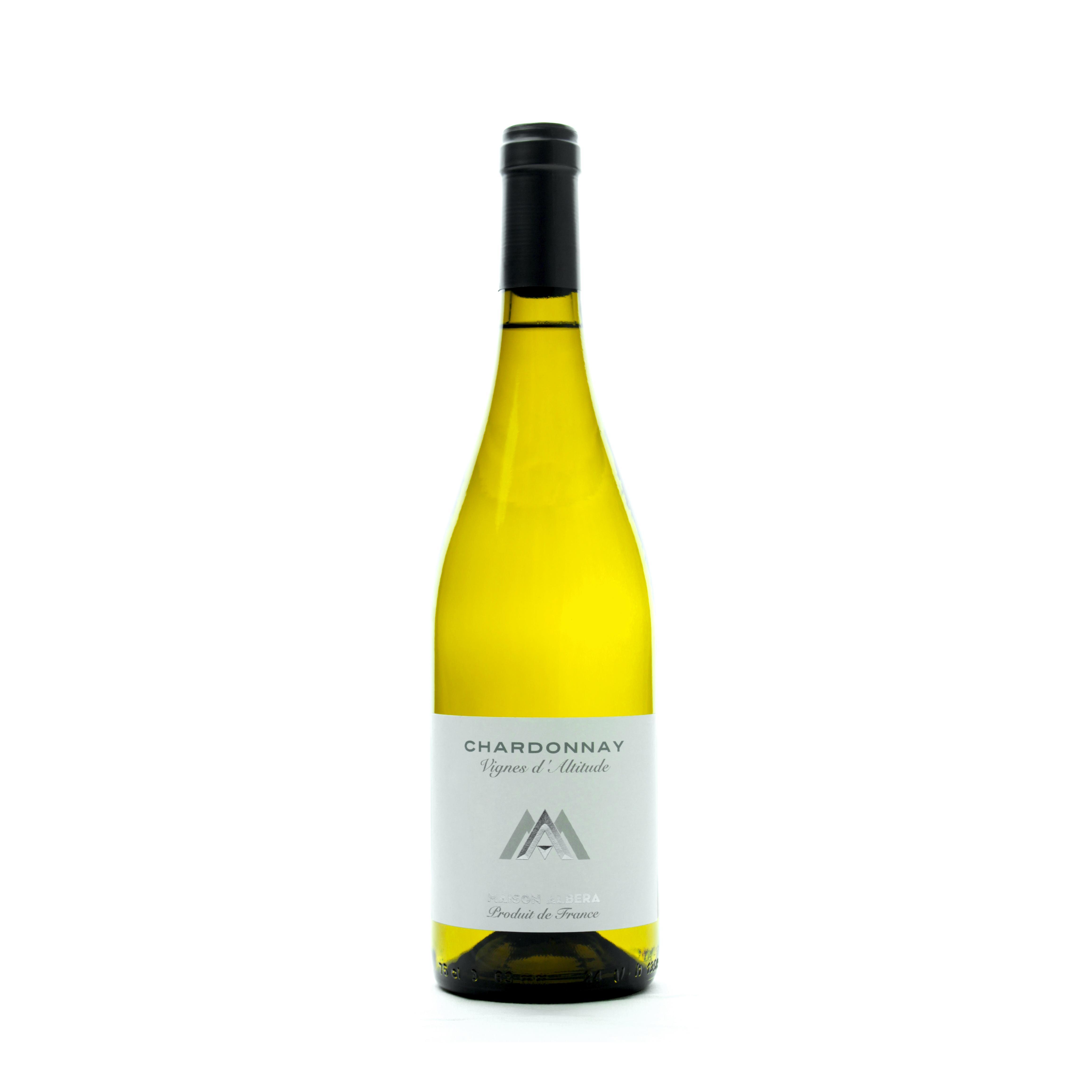 maison albera-Chardonnay-vin blanc